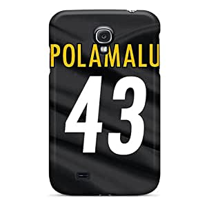 High Impact Dirt/shock Proof Case Cover For Galaxy S4 (pittsburgh Steelers)