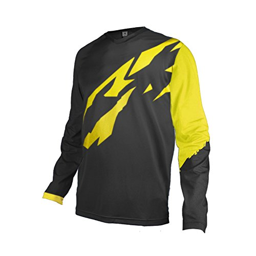 - Uglyfrog 2017 Mens Rage MTB/Downhill Jersey Cycling/Motocross Mountain Bike Long Sleeve Shirt