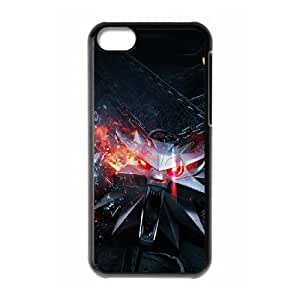 he Witcher 3 Wild Hunt iPhone 5c Cell Phone Case Black gift pjz003-9356538