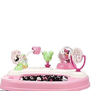 Disney Baby Minnie Mouse Music & Lights Walker from [Maker]