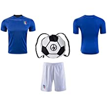 JerzeHero World Cup Soccer 3 in 1 Gift Set ✓ Youth & Adult Sizes ✓ Soccer Jersey ✓ Shorts ✓ All National Teams ✓ Gift Ready