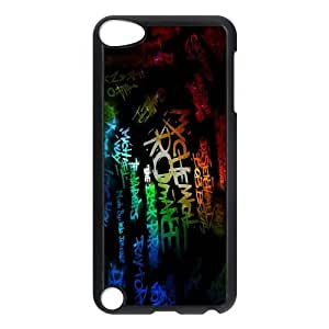 iPod 5 Case,My Chemical Romance Hard Snap-On Cover Case for iPod Touch 5, 5G (5th Generation)