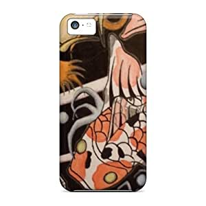 Tpu Protector Snap YjXiKIn1484YVvav Case Cover For Iphone 5c