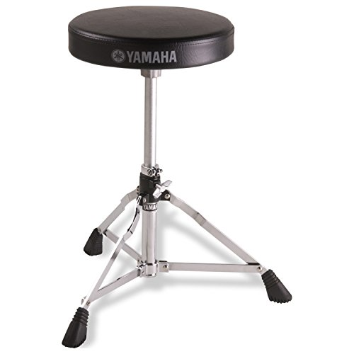 Yamaha Drum Thrones - Yamaha DS550U Light Weight Drum Throne with Adjustable Height and 2