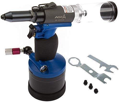708X Nietzange f/ür Nietpistole 3.2//4.0//4.8//6.4mm Druckluft Nietzange Hydraulisch KP-708