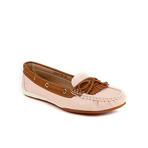 Femme Chaussures Pink Mocassins OMODA Color Cendriyon znqZfOXwIZ