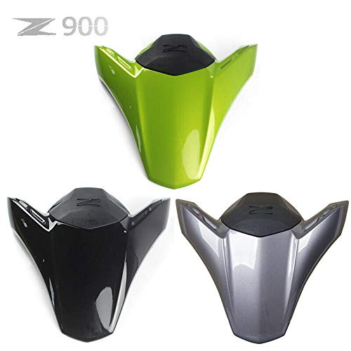 UltraSupplier Motorcycle Rear Pillion Seat Cowl Tail Cover For 2017-2018 Kawasaki Z900 (Dark ()