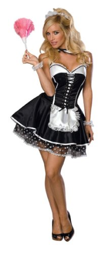 Secret Wishes Maid Costume,