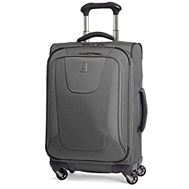 Travelpro maxlite3 International Expandable Carry-on Spinner (20-Inch, Grey)