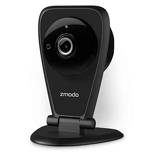 Zmodo EZCam Pro – 1080p HD Wireless Kid and Pet Monitoring Security Camera with Night Vision, Two Way Audio, and Cloud Recording