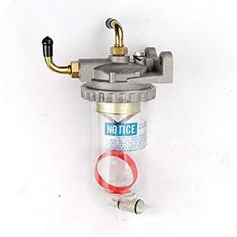 Amazon com: Fuel Water Sedimenter Separator Fits Isuzu NPR NPR-HD