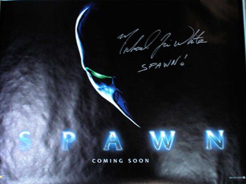 Spawn in-person autographed 30 x40 poster from Sign Here Autographs