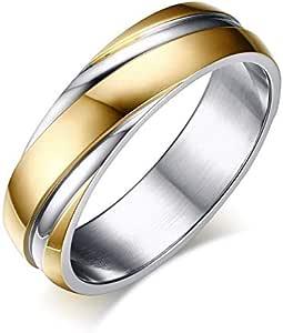 Ring Unisex titanium colors Size 5