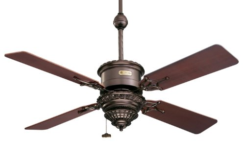 (Emerson CF1ORB Ceiling Fan, Light Kit Adaptable, 54 Inch - Oil Rubbed Bronze)