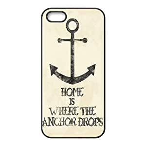home is where Brand New Cover Case with Hard Shell Protection for Iphone 5,5S Case lxa#894838