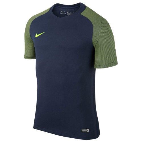 Maillot Azul Volt Revolution Nike Jsy Navy Volt midnight Yth Ss Iv wFzqYXF
