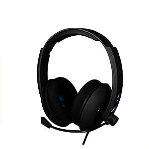 Turtle Beach Ear Force Z11 Binaurale Diadema Negro auricular con micrófono - Auriculares con micrófono (PC/Juegos, Binaurale, Diadema, Negro, Alámbrico, 1,2 m)