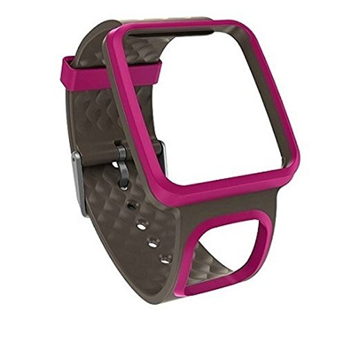 TomTom Armband GPS Uhr, Dunkles Pink, One size, 9URR.001.01