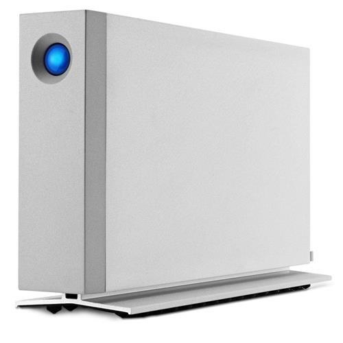 LaCie d2 Thunderbolt 2, 4TB USB 3.0 7200RPM Desktop External Hard Drive (STEX4000100)