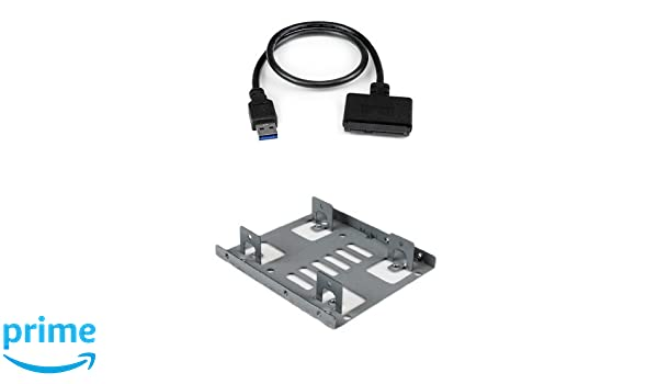 "UASP for SSD//HDD USB 3.0 to 2.5/"" SATA III Hard Drive Adapter Cable"