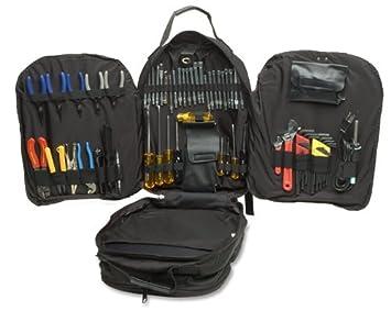 spc185bp Electronics técnico Kit de herramienta, mochila: Amazon.es: Bricolaje y herramientas