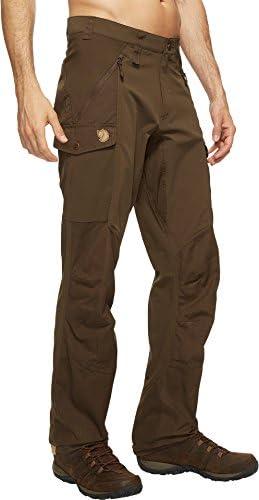 Fj/ällr/även Abisko Trousers M Pantaloni Uomo