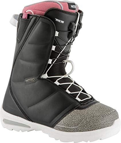 Burton Mint black multi 2018 botas snowboard mujer