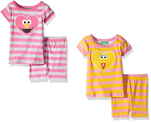 Sesame Street Girls Pajama Short