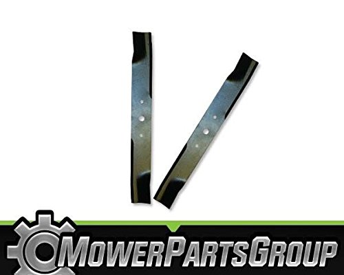 S001 Cub Cadet 38`` LT 2138 Mower Blades set of (2) 759-3829 MTD ;#by:mowerpartsgroup