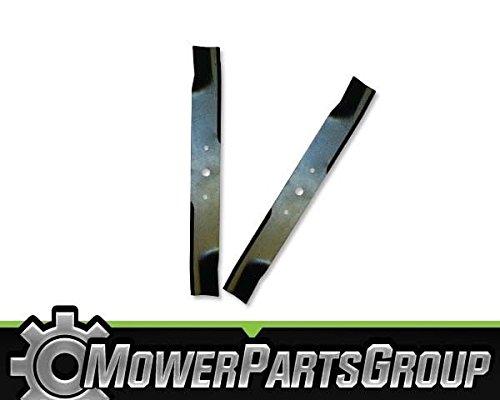 - S001 Cub Cadet 38`` LT 2138 Mower Blades set of (2) 759-3829 MTD ;#by:mowerpartsgroup
