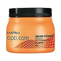 Matrix Opti Care Smooth Straight Hair Mask, 490gm, Medium (1234)