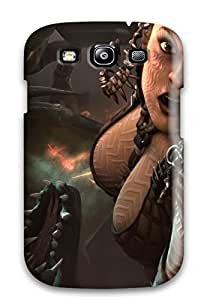 Muriel Alaa Malaih's Shop For Galaxy S3 Premium Tpu Case Cover Video Game Hellgate Protective Case