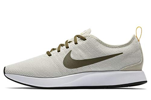 Racer Basso Dualtone Medium A White Collo Amarillo 001 Light Bone NIKE Beige Olive Uomo Multicolore TCwSxwAq