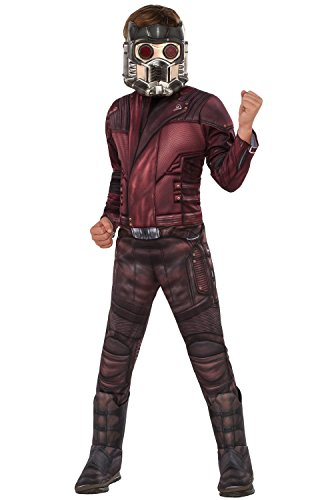 Guardians of the Galaxy Vol. 2 Children's Deluxe Muscle Chest Star-Lord Costume ()