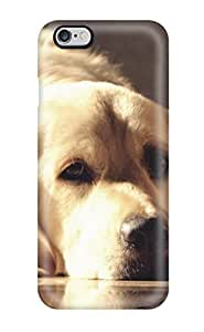 2156837K10311520 Premium Protection Dog Background Case Cover For Iphone 6 Plus- Retail Packaging