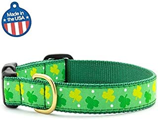 """product image for Up Country Shamrock Dog Collar XL 18""""-25"""""""