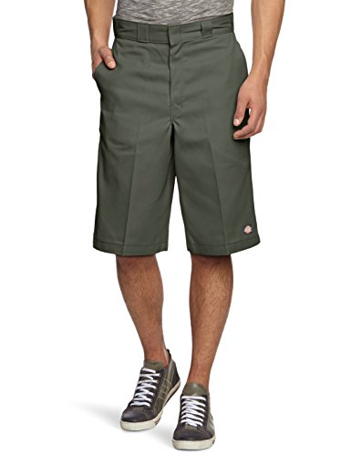 "Dickies Men/'s   13/"" Relaxed Fit Multi-Pocket Work Short"