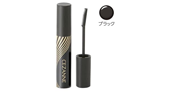 Cezanne Volume Comb Mascara Volume-up effect even without mascara base by Cezanne: Amazon.es: Belleza