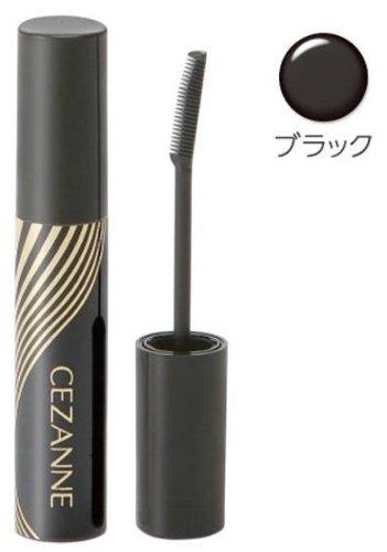 Amazon.com : Cezanne Volume Comb Mascara Volume-up effect even without mascara base : Beauty