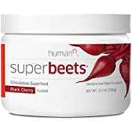 HUMAN N Superbeets Black Cherry Canister, 5.3 Ounce