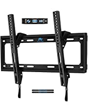 Mounting Dream Swivel Tilt TV Wall Bracket Mount for Most 26-55 Inch LED, LCD, OLED and Plasma TVs up to VESA 400x400mm and 40 KG, Bubble Level included