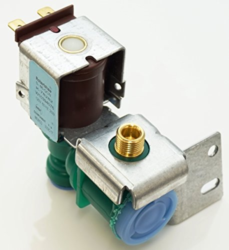 Refrigerator Water Valve for Whirlpool, Sears, AP6020840, PS11754160, W10394076 by Seneca River Trading