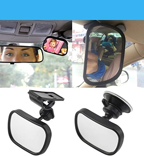 BEESCLOVER 3in1 Car Styling Seat Rearview Mirror Reverse Clip and Sucker for Haima 3 7 M3 S5 JAC J2 J3 J4 J5 J7 S1 S3 S5 Show