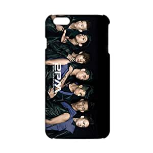 2PM 3D Phone Case for Iphone 6 plusblack