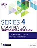 Wiley FINRA Series 4 Exam Review 2019