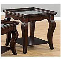 Simmons Upholstery & Casegoods 7533-47 End Table-French Country