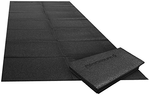 Blackburn Folding Trainer Mat - Black