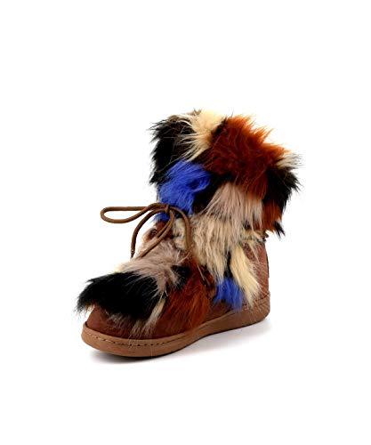 Camel Boots Nubuck Cote Lucy Cassis D'azur 8XFgnT
