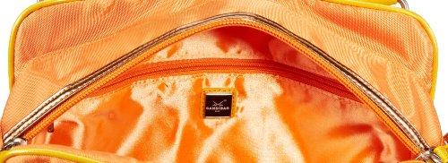 Sansibar Candy - Bolso de mano de material sintético mujer naranja - Orange (orange)