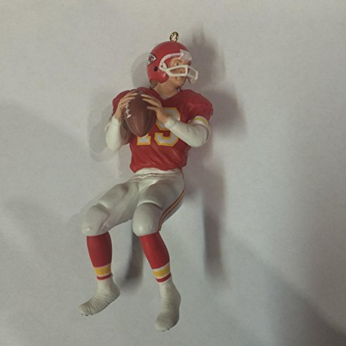 Hallmark QXI6207 Joe Montana Football Legends Compliment 1995 Keepsake Ornament
